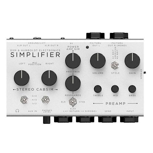 DSM & Humboldt Electronics Simplifier Guitar Amp