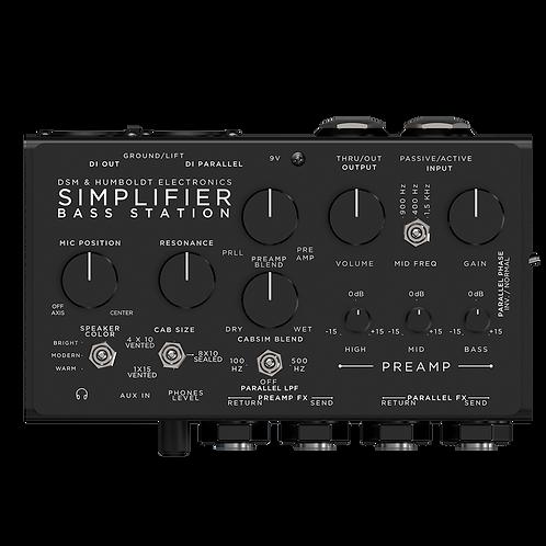 DSM & Humboldt Electronics Simplifier Bass Station