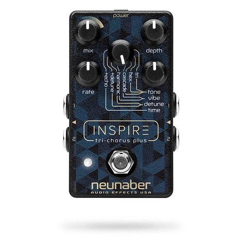 Neunaber Audio Inspire Tri-Chorus Plus