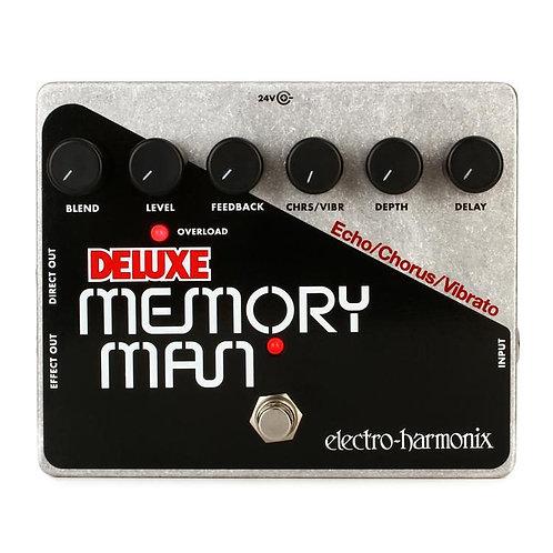 Electro-Harmonix Deluxe Memory Man Analog Delay / Chorus / Vibrato