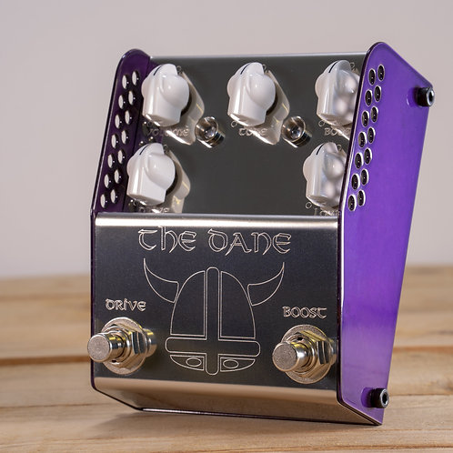 "Thorpy FX THE DANE Overdrive and Booster, Peter ""Danish Pete"" Honore's S"