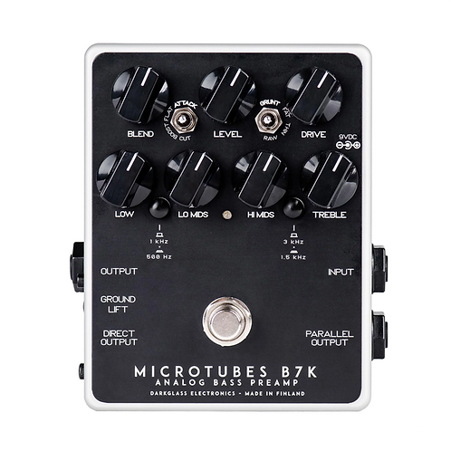 Darkglass Electronics Mircotubes B7K