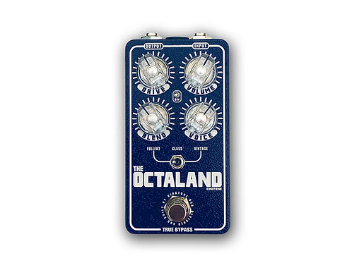 King Tone Guitar The Octaland Mini