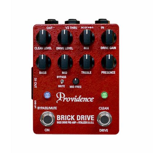 Providence BDI-1 Brick Drive Bass Preamp