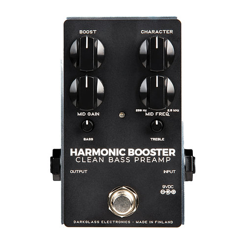 Darkglass Electronics Harmonic Booster Clean Bass Preamp