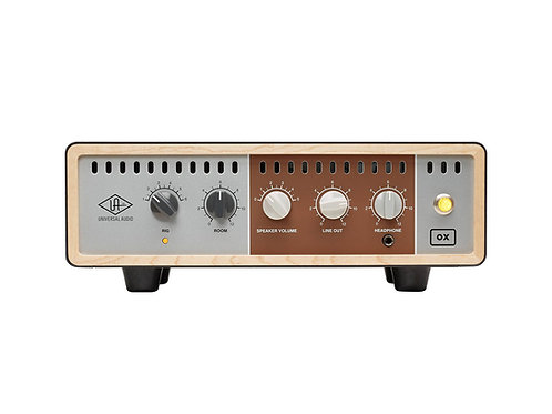 Universal Audio OX - Reactive Amp Attenuator with Speaker Modeling