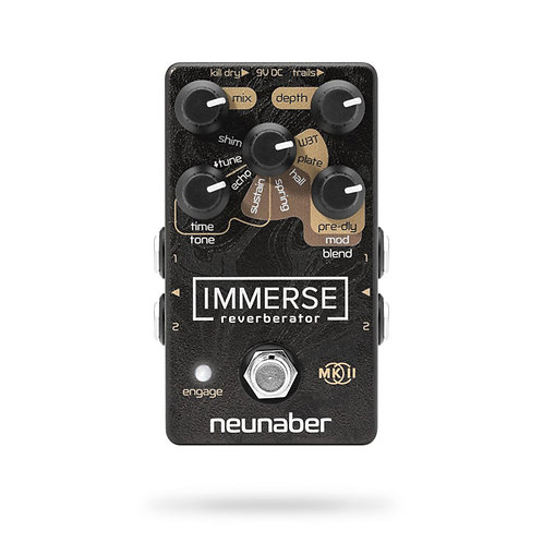 Immerse Reverberator MKII