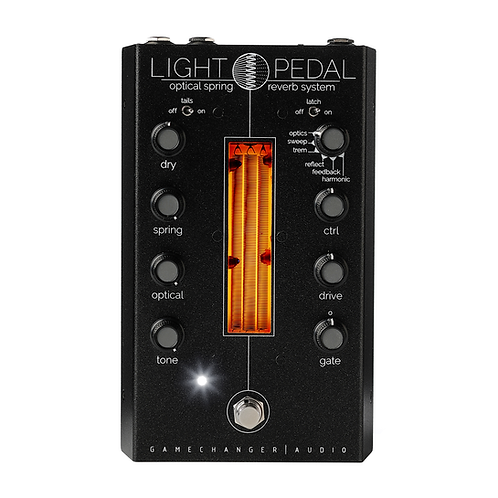 Gamechanger Audio Light Pedal