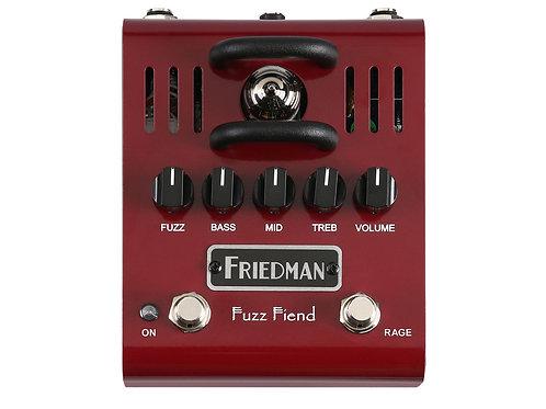 Friedman Fuzz Friend