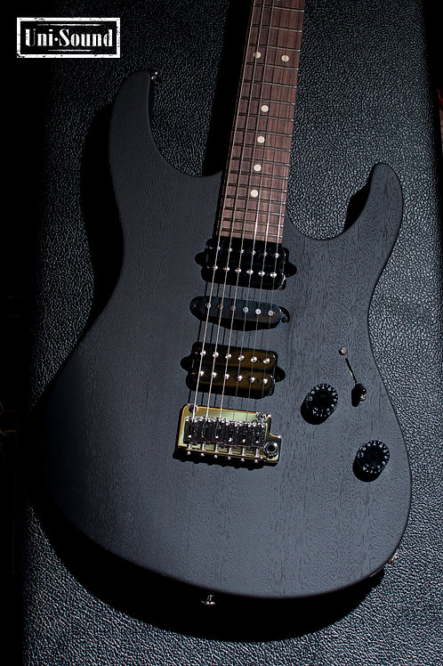 Suhr Black Modern Satin