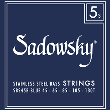 Sadowsky Blue Label SNS45B 5 Strings