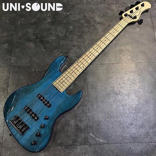 Sadowsky NYC Standard 5-21 Custom Order - Oahu Blue