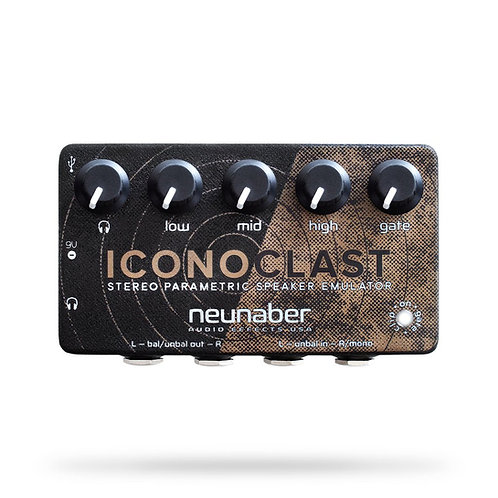 Neunaber Audio Iconoclast Speaker Simulator