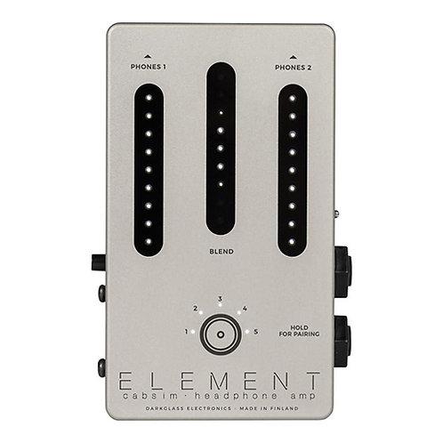 Darkglass Element Headphone Amp • Cabsim