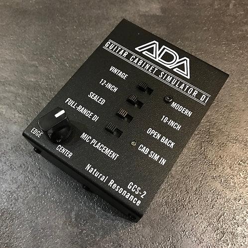 A/DA GCS-2 Cabinet Simulator