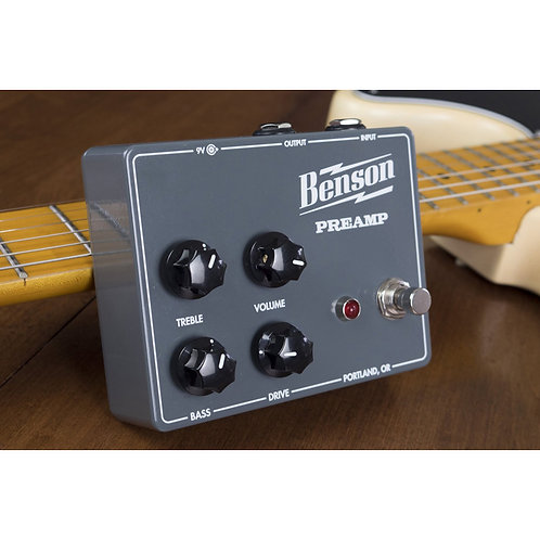 Benson Amps Preamp Pedal