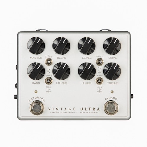 Darkglass Microtubes Vintage Ultra V2 with Aux in