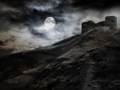 """"""" Cette nuit, pleine lune et fête du déclin de l'été : Lugnasad """""""