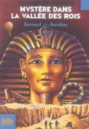 Mystère dans la vallée des rois - Bernard Barokas