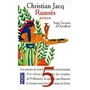 Ramsès 5  - Sous l'acacia d'Occident