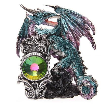 Dragon Cristal Bleu