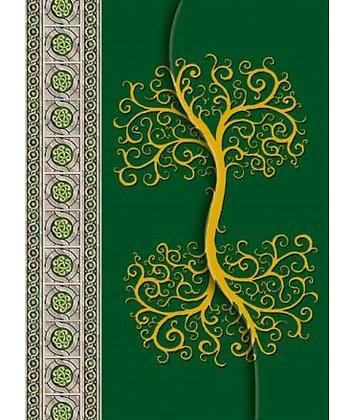 Cahier Arbre Celtique