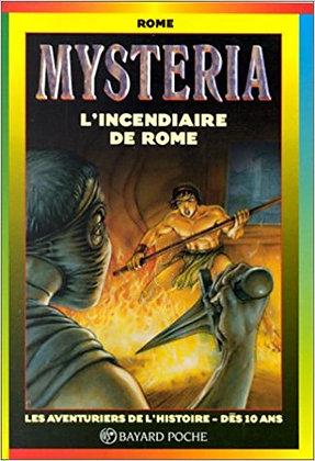 Mysteria - L'incendiaire de Rome