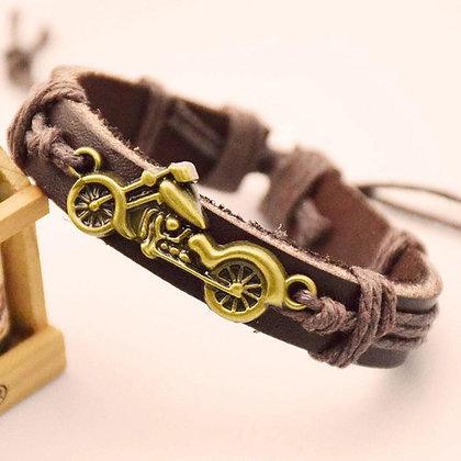 Bracelet Cuir Byker