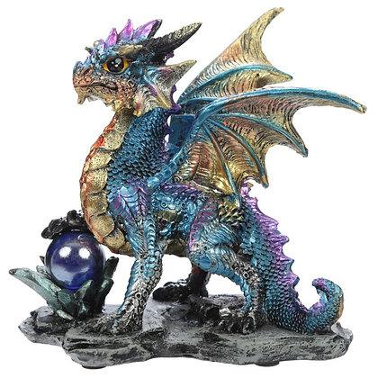 Dragon Devin Bleu