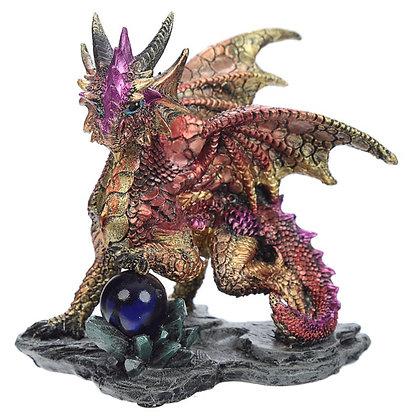 Dragon Devin Rouge