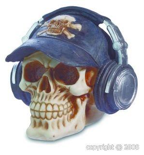 Crâne audio
