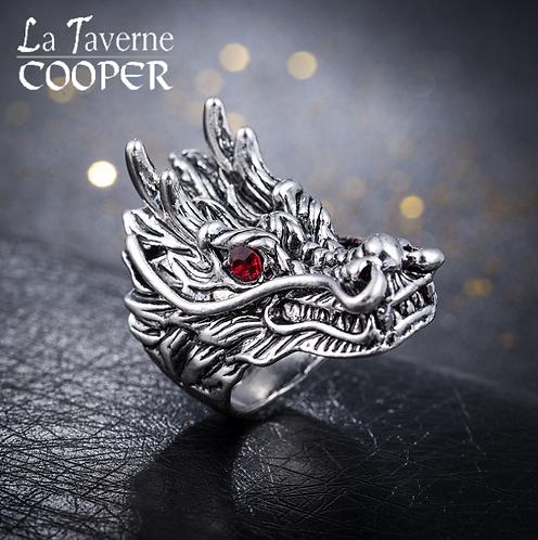 Bague dragon