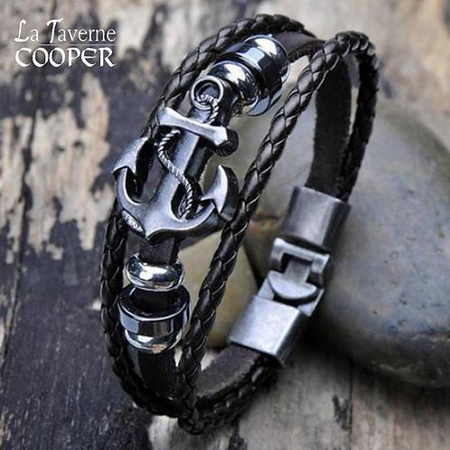 Bracelet Ancre Maritime