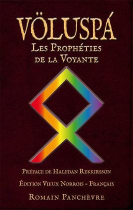 VÖLUSPÁ  Les Prophéties de la Voyante - Romain Panchèvre
