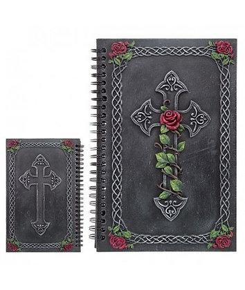 Cahier de Fer (Croix en Fleur)