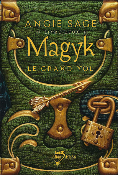 Magyk - Le grand vol - Angie Sage