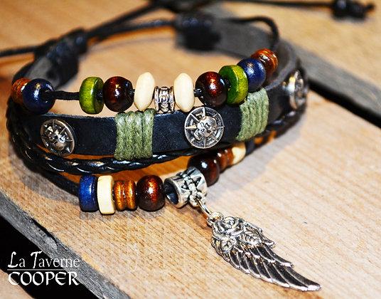 Bracelet Aile Fantasy