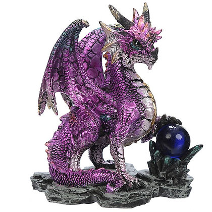 Dragon Devin Violet