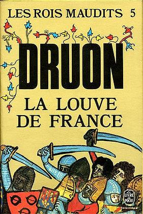 Les Rois Maudits 5 - La louve de France