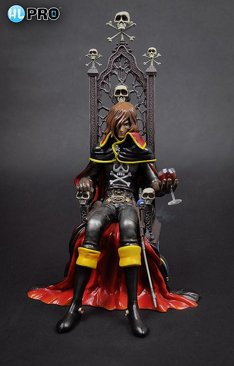 Capitaine Albator Figurine