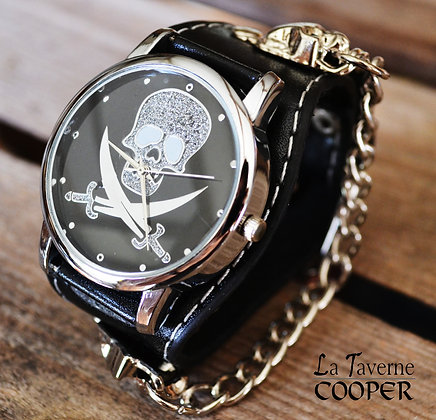 Montre Pirate III