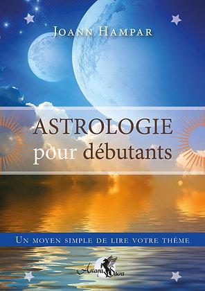 Astrologie pour débutants - Joann Hampar