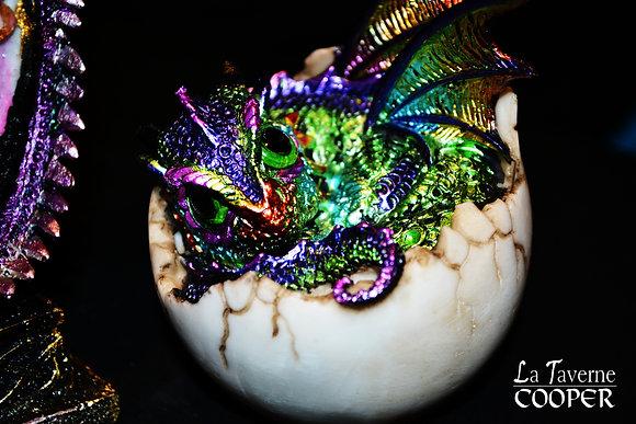 Dragon Enfant du Futur