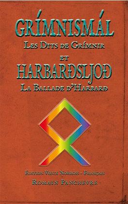 grímnismál  Les Dits de Grímnir - Romain Panchèvre