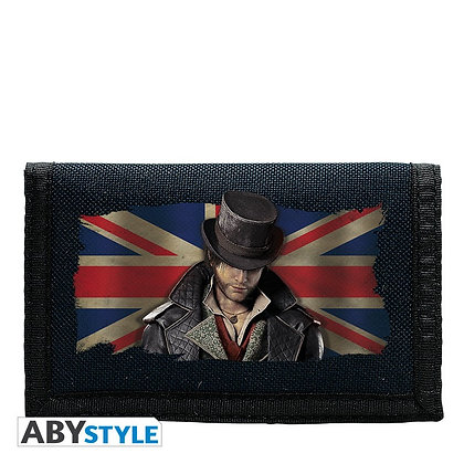 Portefeuille Assassin's Creed / Union Jack
