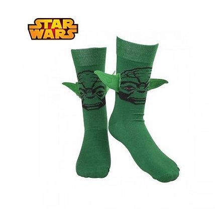 Chaussettes Yoda