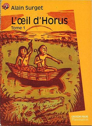 L'œil d'Horus - Alain Surget
