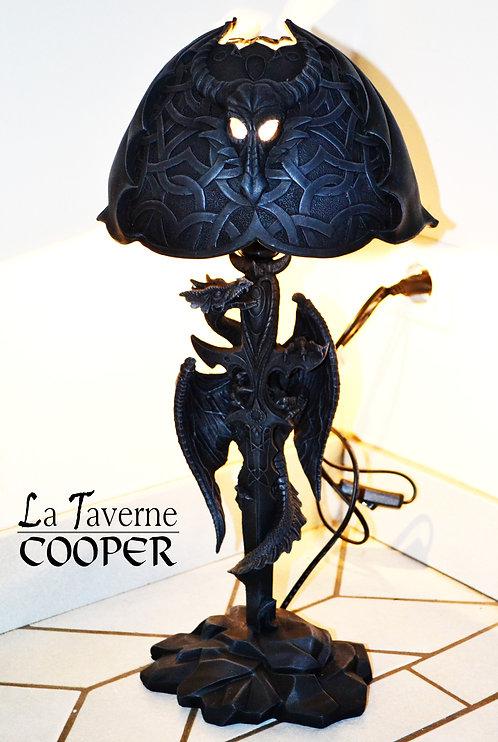 Lampe Dragon