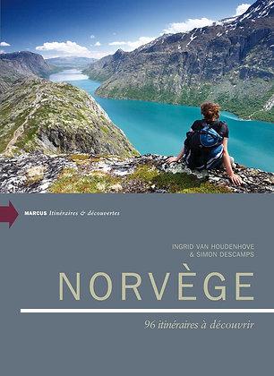 Norvège - Itinéraires et découvertes  -  Ingrid Van Houdenhove