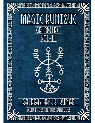 Magie runique, Vol 2